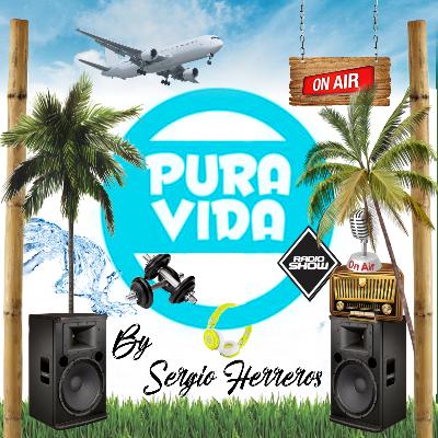 Podcast Pura Vida By Sergio Herreros